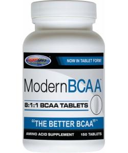 USPlabs Modern BCAA 8:1:1 (150 таблеток, 30 порций)