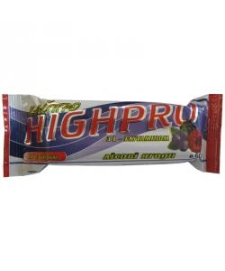 Ванситон Белковый батончик «ХайПро» лесная ягода (1 батонч.)