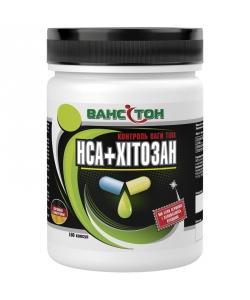 Ванситон HCA + Хитозан (150 капсул)