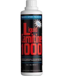 VitaLIFE Liquid Carnitine 1000 (500 мл, 33 порции)