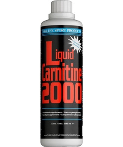 VitaLIFE Liquid Carnitine 2000 (500 мл, 33 порции)