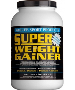 VitaLIFE Super Weight Gainer (1814 грамм, 18 порций)