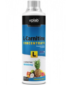VP Lab L-Carnitine (500 мл, 50 порций)