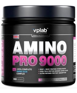 VP Laboratory Amino Pro 9000 (300 таблеток)