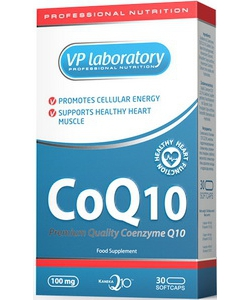 VP Laboratory CoQ10 (30 капсул)