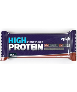 VP Laboratory High Protein Fitness Bar (100 грамм)