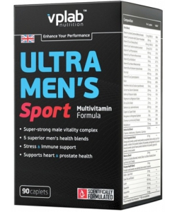 VP Laboratory Ultra Men's Sport (90 капсул, 45 порций)