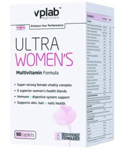 VP Laboratory Ultra Women's (90 капсул, 45 порций)