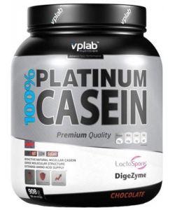 VPlab 100% Platinum Casein (908 грамм, 30 порций)