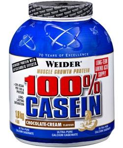 Weider 100% Casein (1800 грамм, 72 порции)