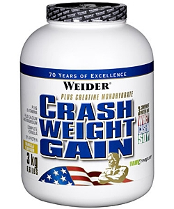Weider Crash Weight Gain (3000 грамм)