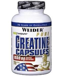 Weider Creatine Capsules (200 капсул)