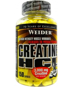 Weider Creatine HCL (150 капсул)