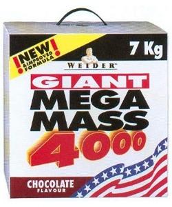 Weider Giant Mega Mass 4000 (7000 грамм)