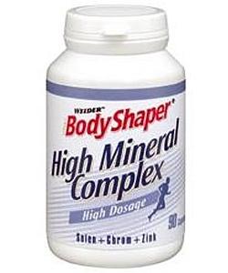 Weider High Mineral Complex (90 капсул)