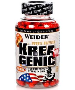Weider Krea Genic + PTK (135 капсул)