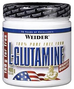 Weider L-Glutamine (400 грамм)