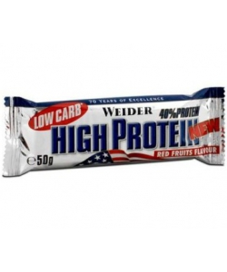 Weider Low Carb High Protein Bar (50 грамм)
