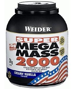 Weider Mega Mass 2000 (3000 грамм)
