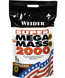 Weider Mega Mass 2000 (5000 грамм)
