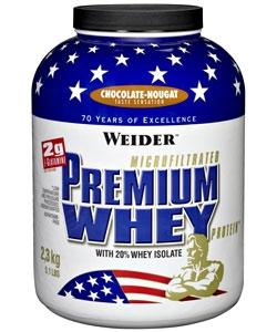 Weider Premium Whey Protein (2300 грамм, 76 порций)