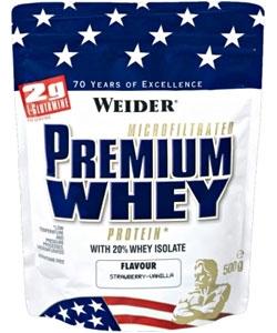 Weider Premium Whey Protein (500 грамм, 16 порций)