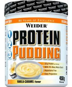 Weider Protein Pudding (450 грамм, 15 порций)