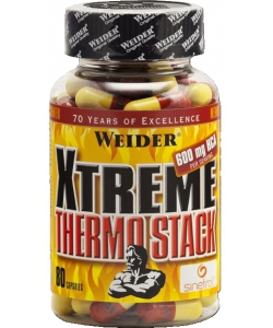 Weider Xtreme Thermo Stack (80 капсул, 26 порций)