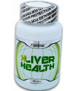 Xplode Gain Nutrition X Liver Health (90 капсул, 90 порций)