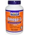 NOW Sports Omega-3 (200 капсул)