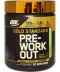 Optimum Nutrition Gold Standard Pre-Workout (300 грамм, 30 порций)