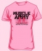 Scitec Nutrition T-shirt Muscle Army Girl Azalea