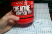 ActivLab Creatine Powder (500 грамм) фото 377