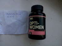 Optimum Nutrition Opti-Women (60 капсул) фото 72